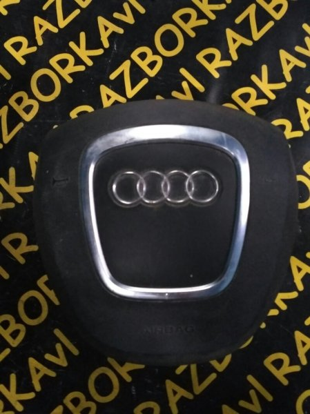 Airbag на руль Audi A6 4F2 AUK 2006