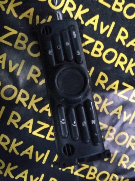 Блок управления климат-контролем Mini Cooper R50 W10B16A 2002