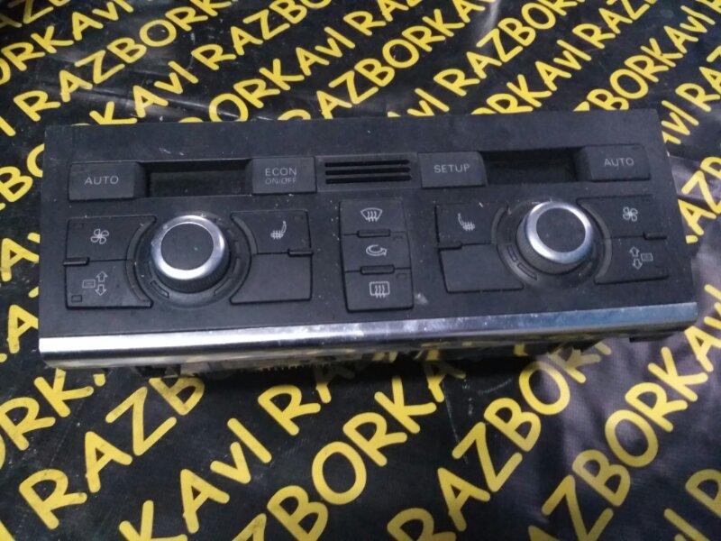 Блок управления климат-контролем Audi Q7 4L0 BHK 2008