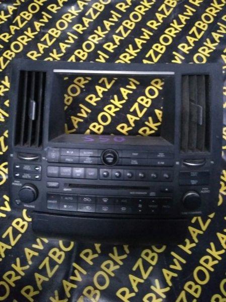 Блок управления климат-контролем Infiniti Fx45 S50 VK45DE 2003
