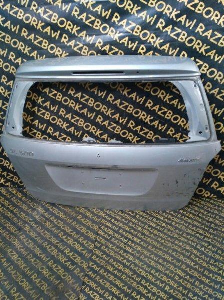 Дверь 5-я Mercedes Benz Gl-Class X164 273936 2006 задняя