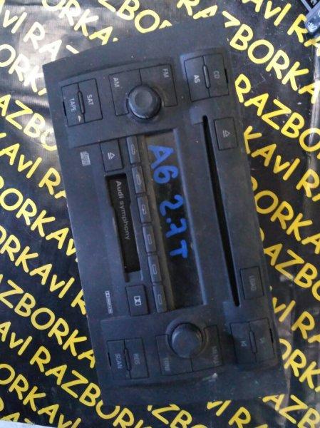 Автомагнитофон Audi A6 C5 BEL 2004