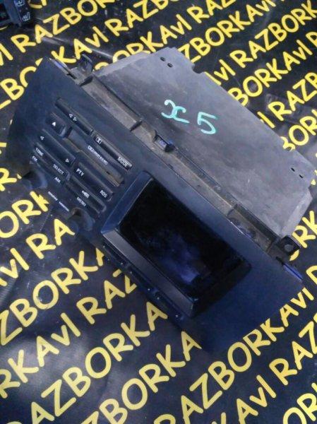 Автомагнитофон Bmw X5 E53 M54 2000