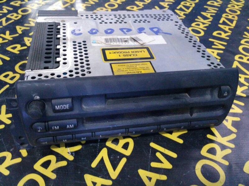 Автомагнитофон Mini Cooper R50 W10B16A 2002