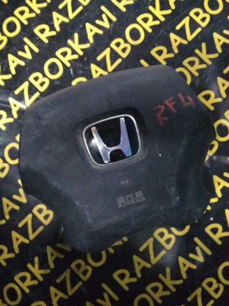 Airbag на руль Honda Stream RN4 K20A