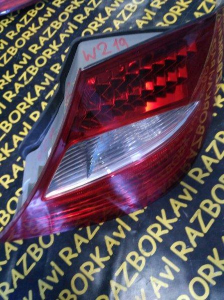 Стоп-сигнал Mercedes Benz Cls55 W219 задний правый