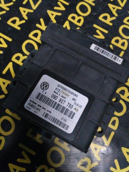 Блок управления акпп Porsche Cayenne 9PA M48.00 2003