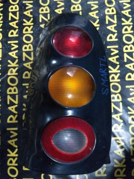 Стоп-сигнал Smart City W450 160910 2002 задний левый