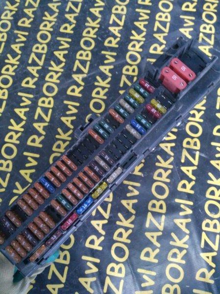 Блок предохранителей Bmw X5 E53 M54 2000