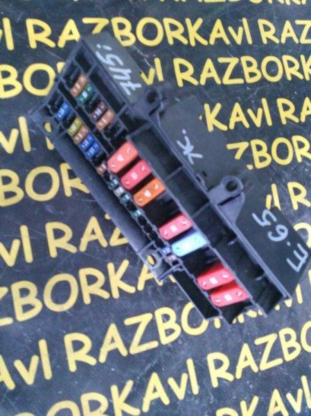 Блок предохранителей Bmw 745 E65 N62B44 2002