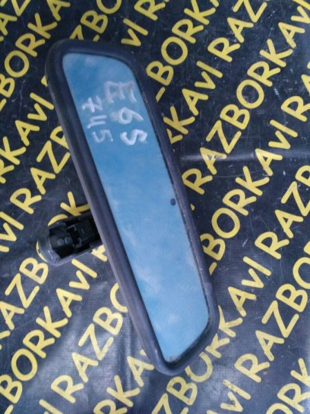 Зеркало салона Bmw 745 E65 N62B44 2002