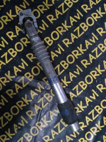 Рулевой карданчик Bmw 530 E60 M54 2005 нижний