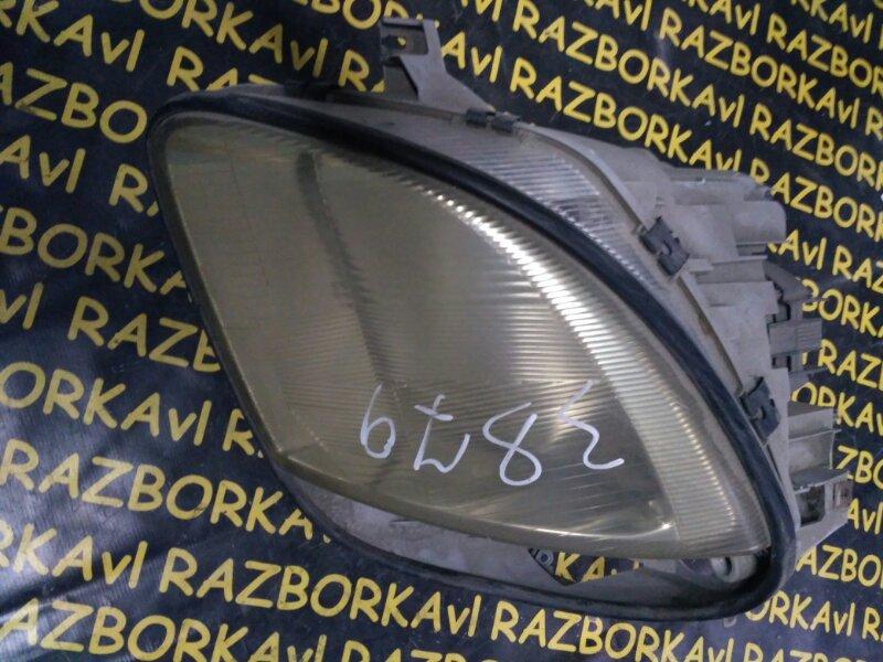 Фара Mercedes Benz Slk R170 111973 1997 передняя левая