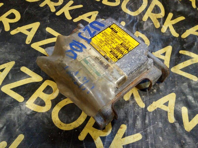 Блок управления airbag Toyota Land Cruiser HDJ101 1HDFTE 1998