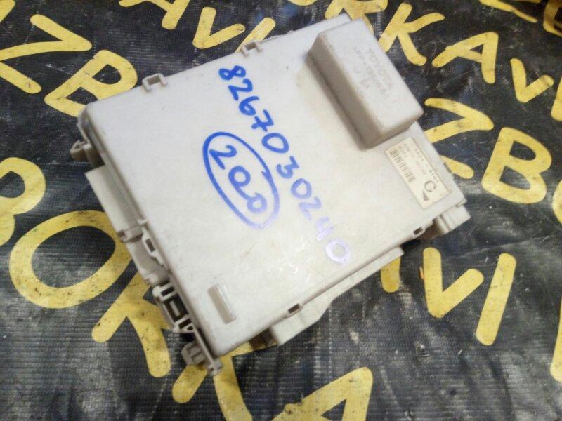Блок предохранителей Toyota Crown Majesta GRS180 4GRFSE 2003