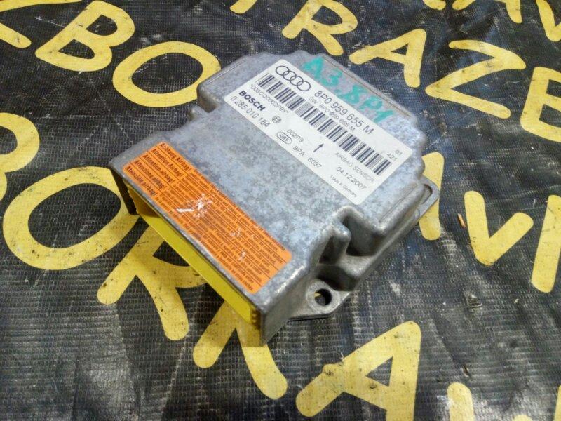 Блок управления airbag Audi A3 8P1 CBFA 2008