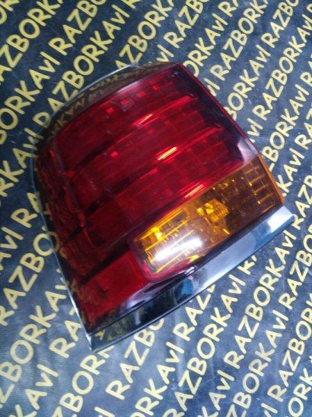 Стоп-сигнал Lexus Lx570 URJ201 задний левый