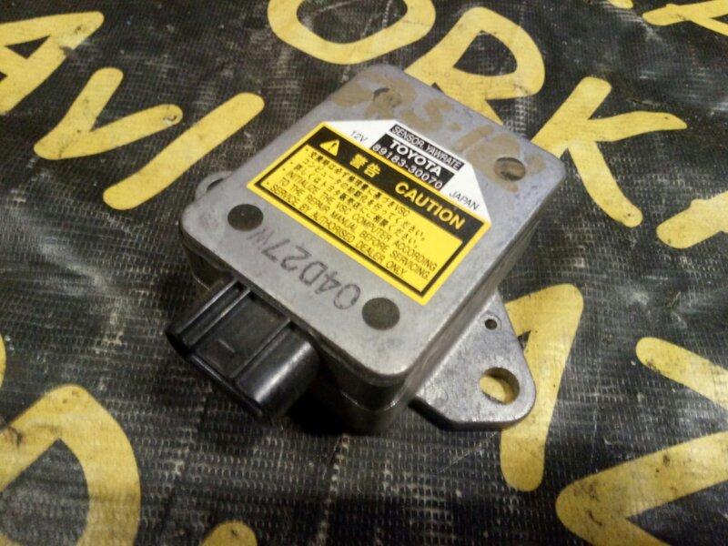 Датчик курсовой устойчивости Lexus Gs350 GRS190 2GRFSE