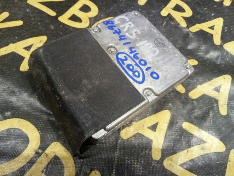 Электронный блок Toyota Century GRS180 1GZFE