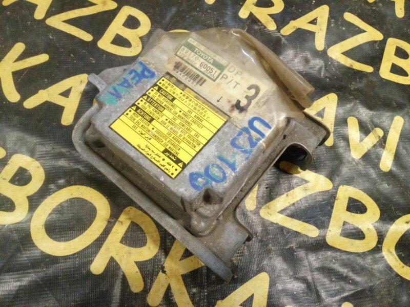 Блок управления airbag Toyota Land Cruiser FZJ100 1FZFE 1998