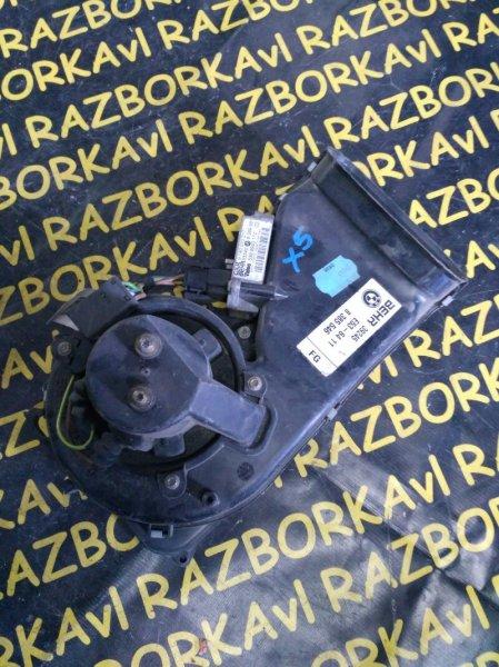 Мотор печки Bmw X5 E53 M54 2000 задний