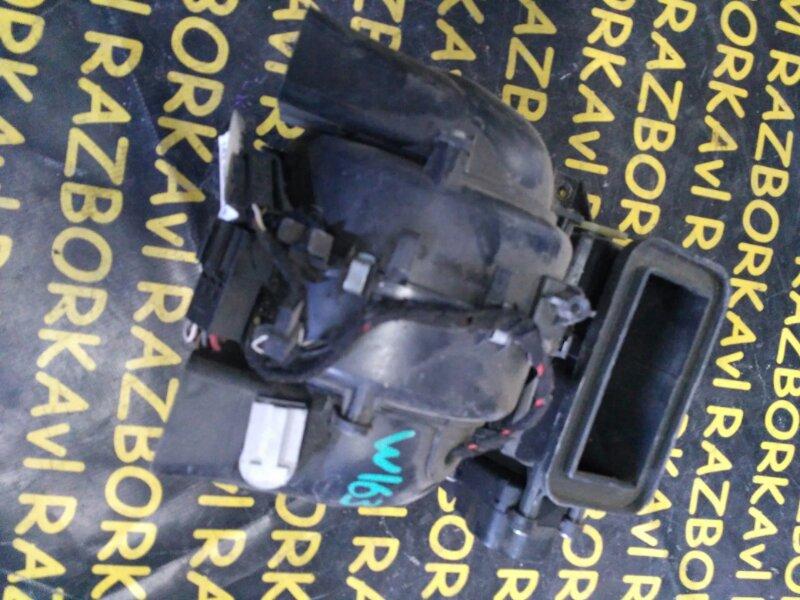 Мотор печки Mercedes Benz Ml-Class W163 112970 2003 задний