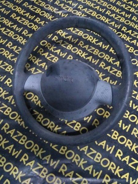 Руль Smart City W450 160910 2002