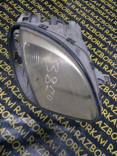 Фара Mercedes Benz Slk R170 111973 1997 передняя правая