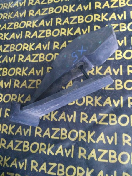 Педаль газа Bmw X5 E53 M54 2000
