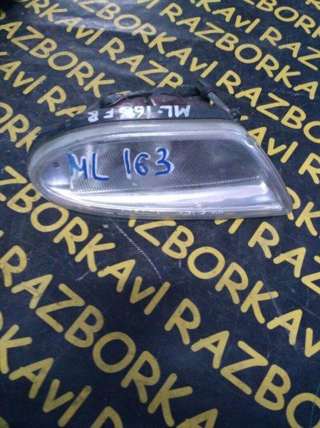 Туманка Mercedes Benz Ml-Class W163 112970 2003 передняя правая