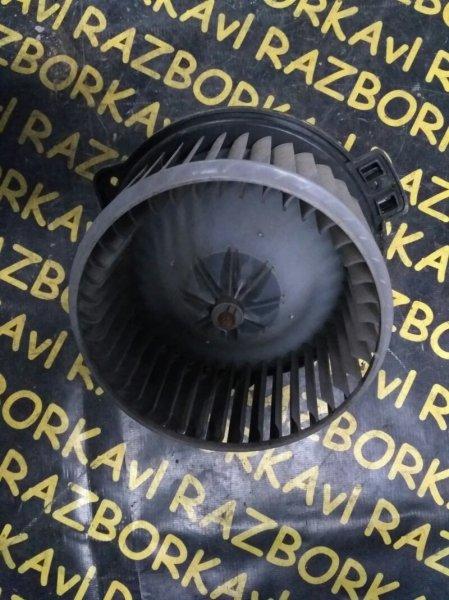 Мотор печки Toyota Rav4 ACA21 1ZZ 2000 передний