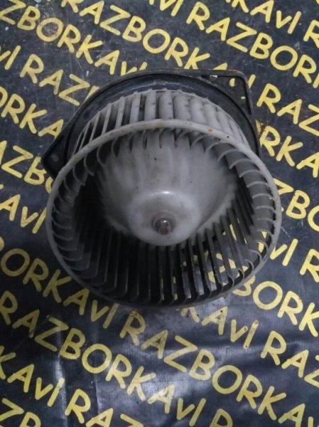 Мотор печки Nissan Skyline BNR32 RB26DETT передний