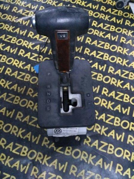Селектор акпп Volkswagen Touareg 7LA AXQ 2005