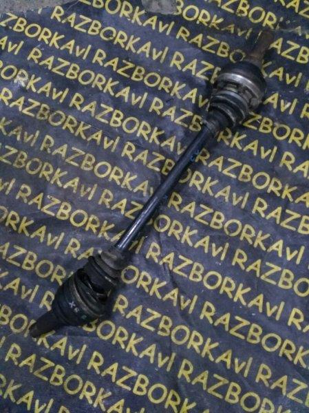 Привод Bmw X5 E53 M54 2000 задний правый