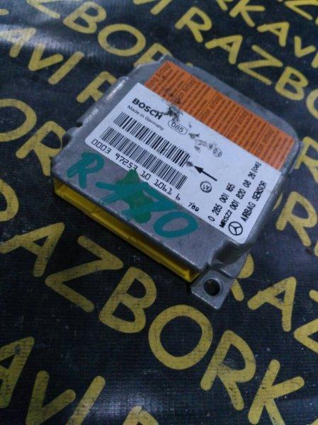 Блок управления airbag Mercedes Benz Slk R170 111973 1997