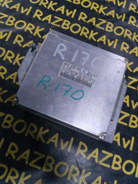 Блок управления efi Mercedes Benz Slk R170 111973 1997