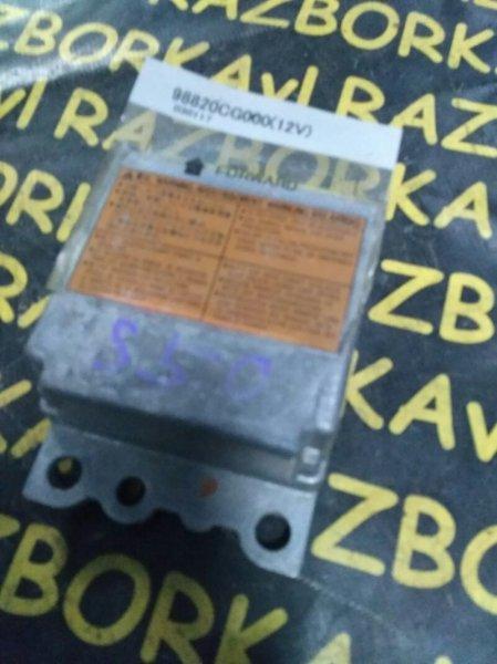 Блок управления airbag Infiniti Fx45 S50 VK45DE 2003