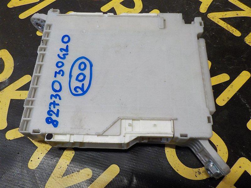 Блок предохранителей Toyota Crown GRS200 4GRFSE 2008