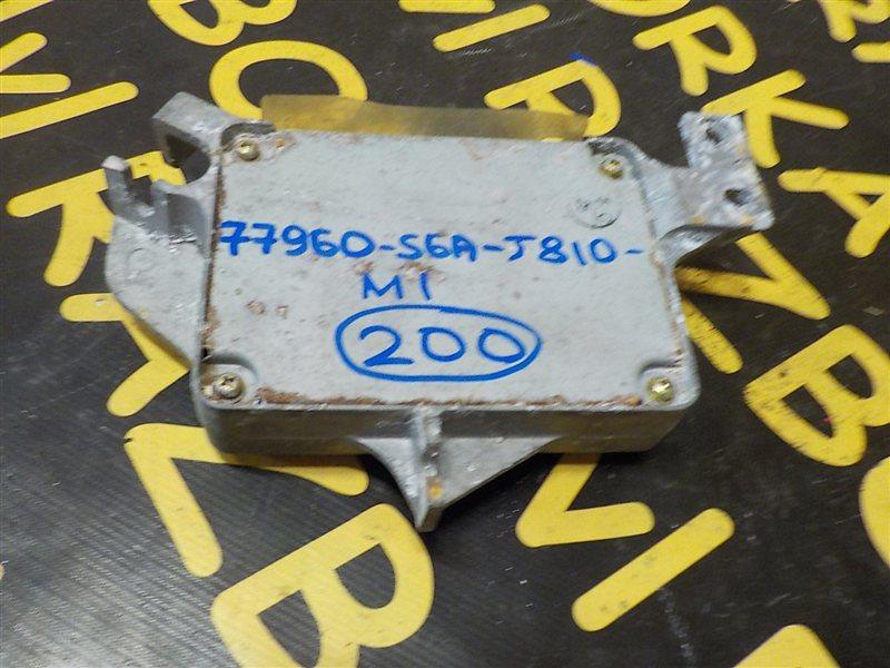 Блок управления airbag Honda Civic EU1 D15B