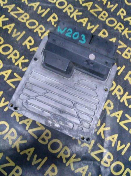 Блок управления efi Mercedes Benz C-Class W203 271948 2004