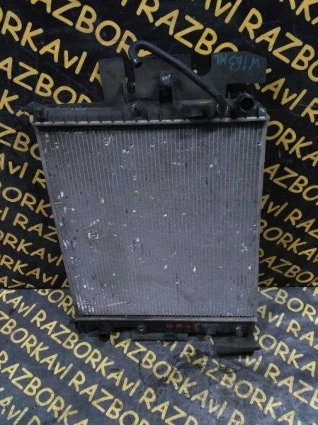 Радиатор основной Mercedes Benz Ml-Class W163 112970 2003