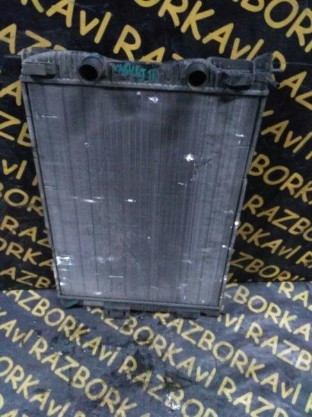 Радиатор основной Nissan Qashqai J10 MR20DE