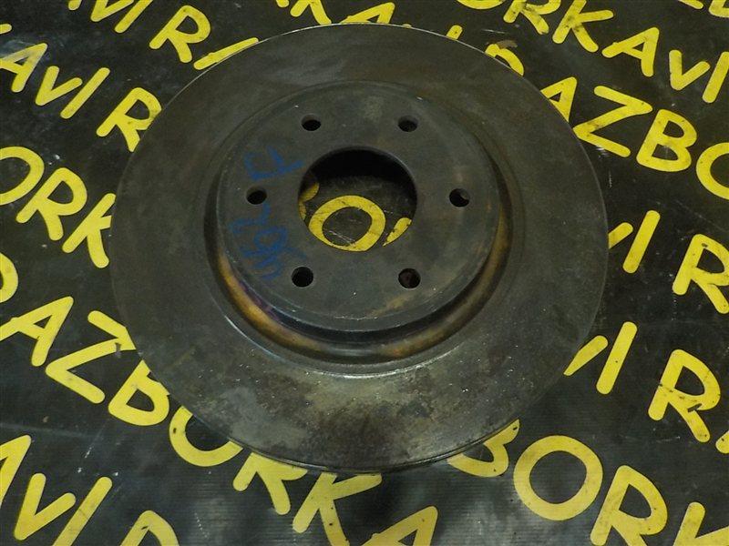 Тормозной диск Nissan Patrol Y62 VK56VD 2010 передний правый