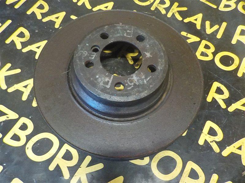 Тормозной диск Bmw 745 E65 N62B44 2002 передний левый