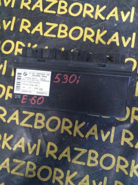 Электронный блок Bmw 530 E60 M54 2005