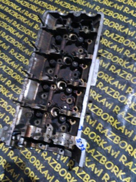 Головка блока цилиндров Bmw 745 E60 N62B44 2002 левая
