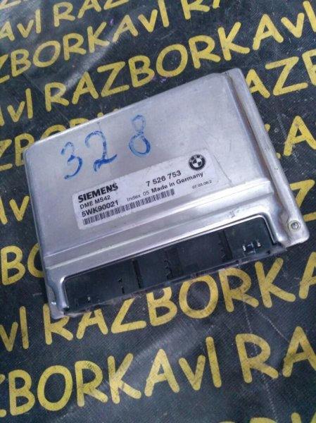 Электронный блок Bmw 3-Series E46 M52 1998