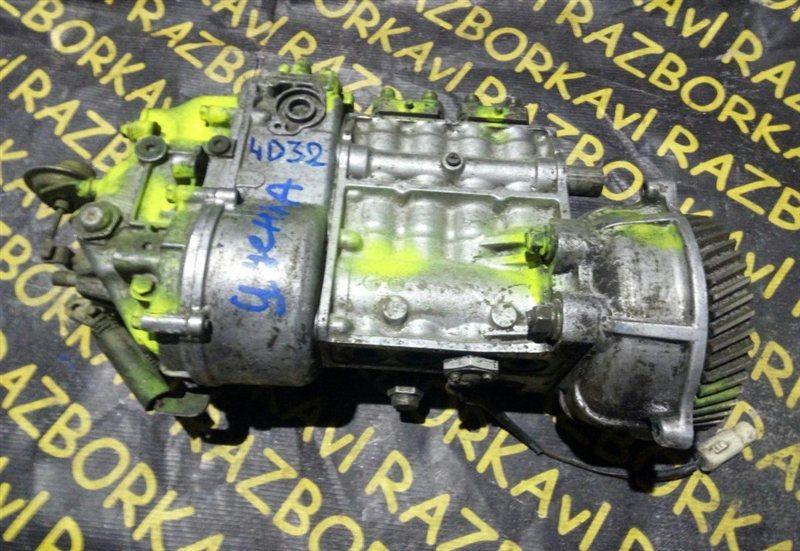 Тнвд Mitsubishi Canter FE315 4D32