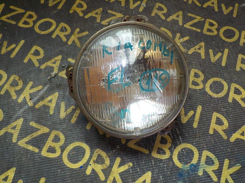 Фара Kia Combi KN2BAM2C1XK000521 ZB 1999 передняя левая