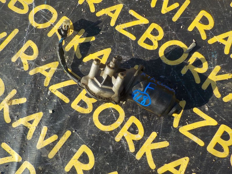 Мотор дворников Kia Combi KN2BAM2C1XK000521 ZB 1999 передний